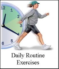 Daily-Exercise-Routine